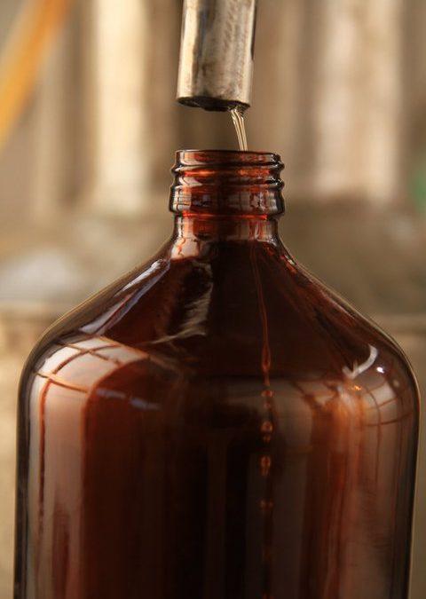 Lemongrass Oil Production
