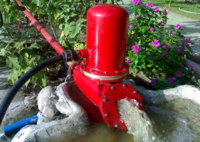 Ram Pumping System