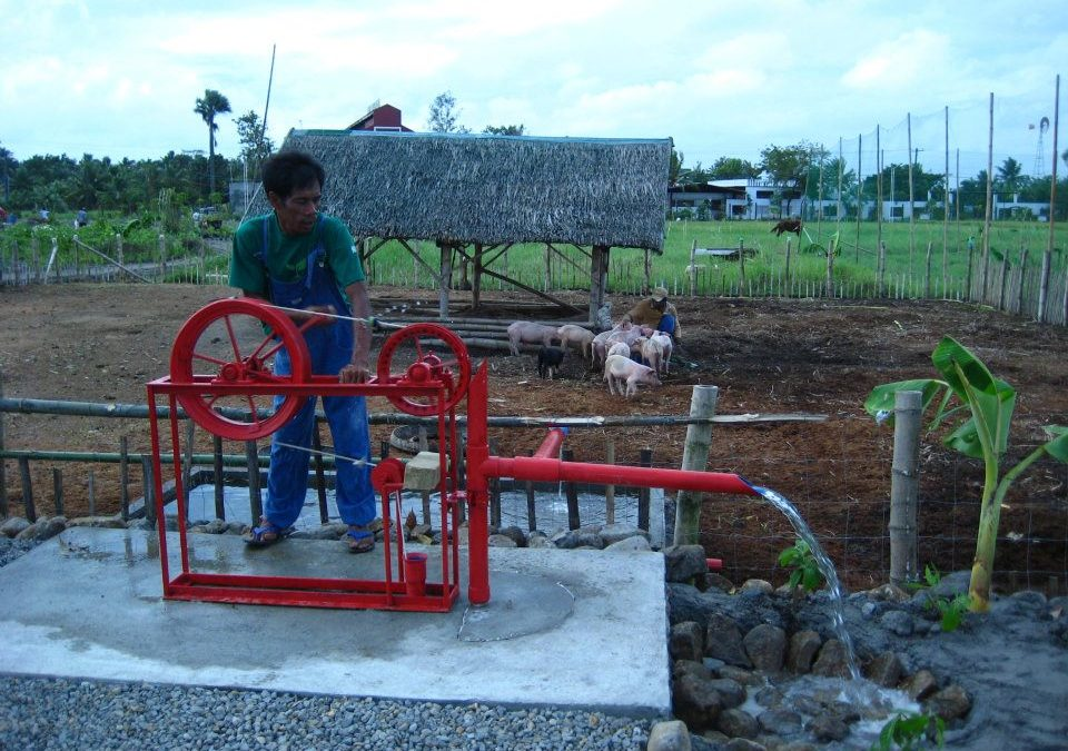 Rope Pumping System